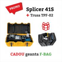 PROMO - Aparat de sudura fibra optica Fujikura 41S + Trusa TPF-02