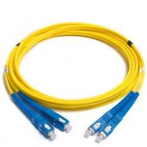 Patch cord SC/UPC la SC/UPC SM 5m Duplex, AFL Hyperscale