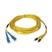 Patch cord SC/UPC la ST/UPC SM 1m Duplex, AFL Hyperscale