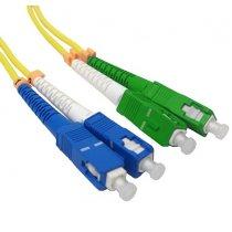 Patch cord SC/APC la SC/UPC SM 5m Duplex, AFL Hyperscale