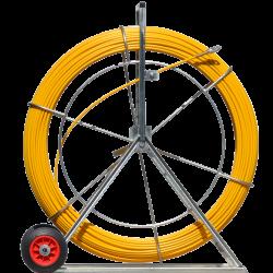 Tragator cablu 9mm x 100m Mills, 30kg