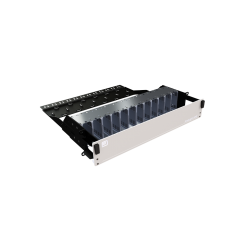 Patch panel 2U AFL Hyperscale pentru 12 module neechipat