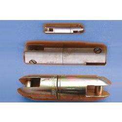 Dispozitiv antirasucire drept Lancier din inox, maxim 20 kN, 30mm diametru