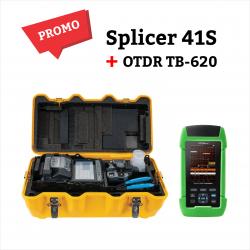 PROMO - Aparat de sudura fibra optica Fujikura 41S + OTDR TB-620