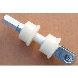 Parasuta din plastic pentru lansare sufa de tragere in tevi Lancier cu diametrul intern de 35mm
