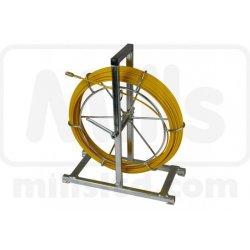Tragator cablu 6mm x 120m Mills, 12kg
