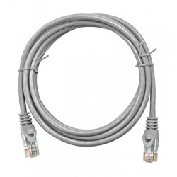 Patch cord ecranat Cat 6 - 1m