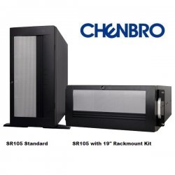 "Carcasa rack CHEMBRO Xcab, dimensiuni gabarit:19""/198 (4,5U)/ 623 mm, mATX, ATX, E-ATX, fara sursa"