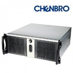 """Carcasa rack CHEMBRO Xcab, dimensiuni utile:19""""/176/460mm, mATX, ATX, fara sursa"""