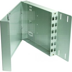 Cutie distributie 12 adaptori SC Simplex/LC Duplex, W16 AFL Hyperscale, de interior, neechipata