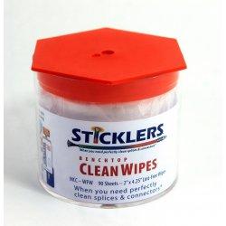Servetele fibra optica Sticklers 90 buc