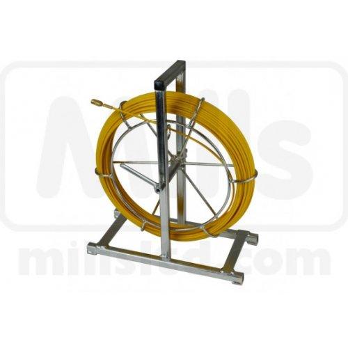 Tragator cablu 4.5mm x 60m Mills, 6kg
