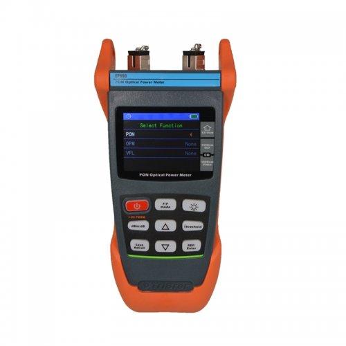 Power metru PON TriBrer EPN90C, gama dinamica +26 ~ -50dBm