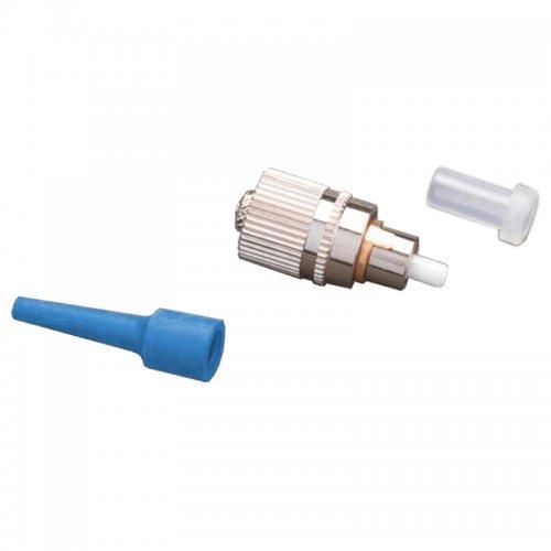 Conector FC/UPC Single Mode pentru cablu cu diametru de 900um Albastru Mills