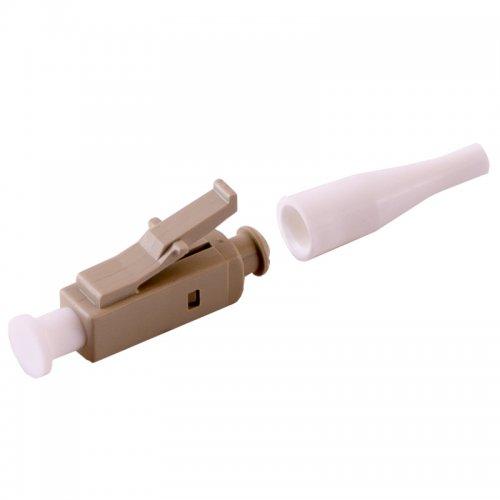 Conector LC/UPC MM pentru cablu cu diametru de 2mm Bej Mills