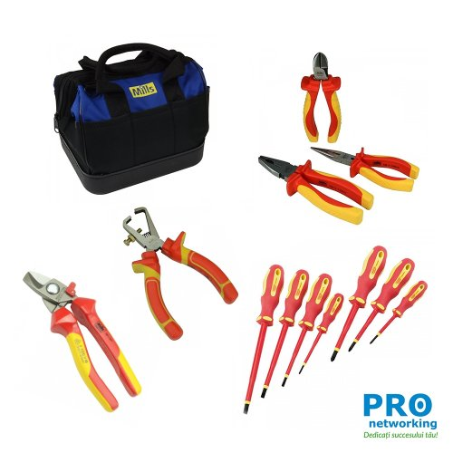 Trusa electrician Basic Plus