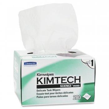 Servetele de curatat Kimtech Kimwipes, 280 buc.