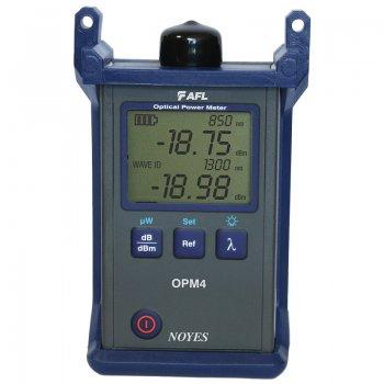 Power metru optic 850/980/1310/1490/1550/1625nm, Dual Wave ID AFL