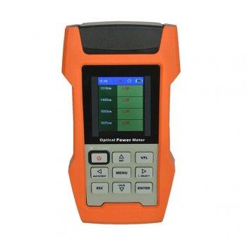 Power metru TriBrer AOP110C-V10, VFL inclus 10mW, gama dinamica -40~+26dBm, conector universal 2.5mm