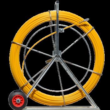Tragator cablu 14mm x 200m Mills, 77kg
