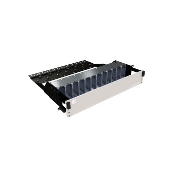 Patch panel fibra optica AFL Hyperscale, 12 module MPO/MTP, neechipat, 2U