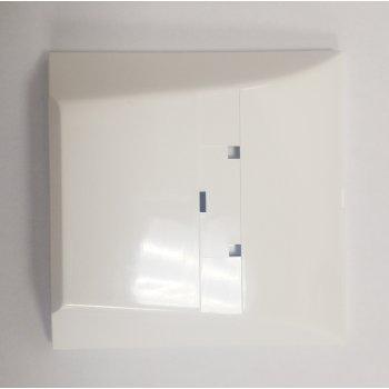 Capac cutie terminala 1 x SC Duplex / LC Quad EZZ
