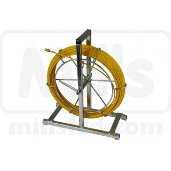Tragator cablu 6mm x 60m Mills, 10kg