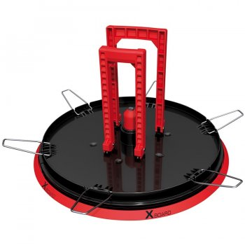 Derulator cabluri vertical X-Board 500, greutate maxima 800 kg