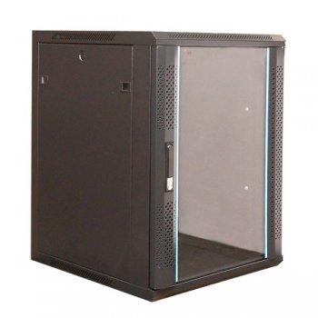Cabinet rack de perete 27U Xcab, 600mm x 600mm, montare pe perete