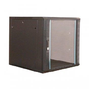 Cabinet rack de perete 9U Xcab, 600mm x 800mm, montare pe perete