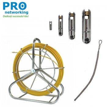 Tragator cablu (kit de produse)