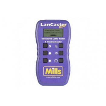 Tester Cablu si Certificator Wire Map LanCaster 1000, Mills