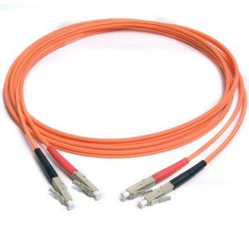 Patch cord LC/UPC la LC/UPC OM1 10m Duplex, Mills