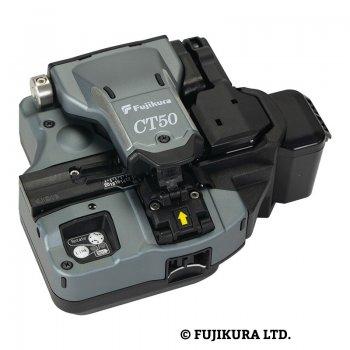 Ghilotina fibra optica Fujikura CT50, Bluetooth