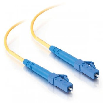 Patch cord  LC/UPC la LC/UPC SM 10m Simplex, Fibrefab