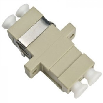 Adaptor fibra optica LC/PC MM (OM1, OM2, OM3, OM4) duplex, AFL Hyperscale