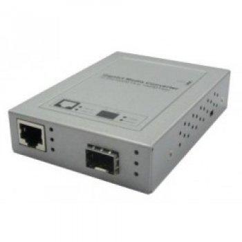 Media convertor Gigabit 4 porturi RJ45