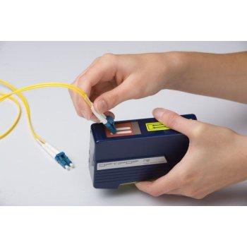 Caseta curatare conectori optici Optipop ptr. LC Duplex, Fujikura