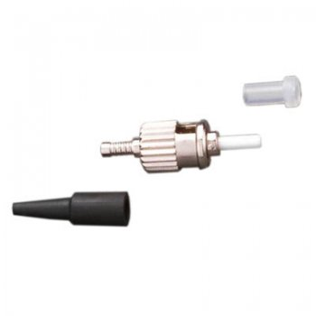 Conector ST/UPC MM pentru cablu cu diametru de 900um Negru Mills