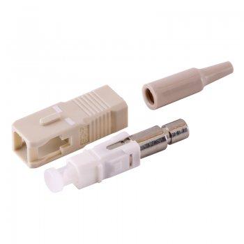 Conector SC/UPC MM pentru cablu cu diametru de 900um Bej Mills