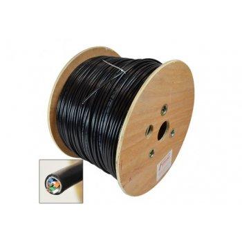 Tambur cablu Cat5  UTP pentru exterior 500m