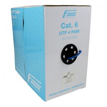 Cablu Cat 6 UTP LSOH 305m (albastru) Fusion