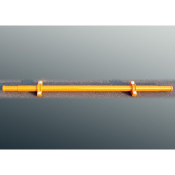 Ax pentru suporti tamburi Lancier, lungime 1,85m, teava goala