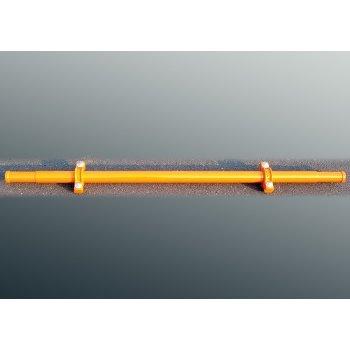 Ax pentru suporti tamburi Lancier, lungime 2,2m, teava goala