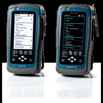 Certificator de cablu Softing WireXpert 500