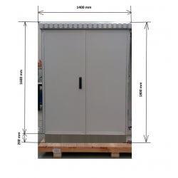 Cabinet stradal, 2 x 30U